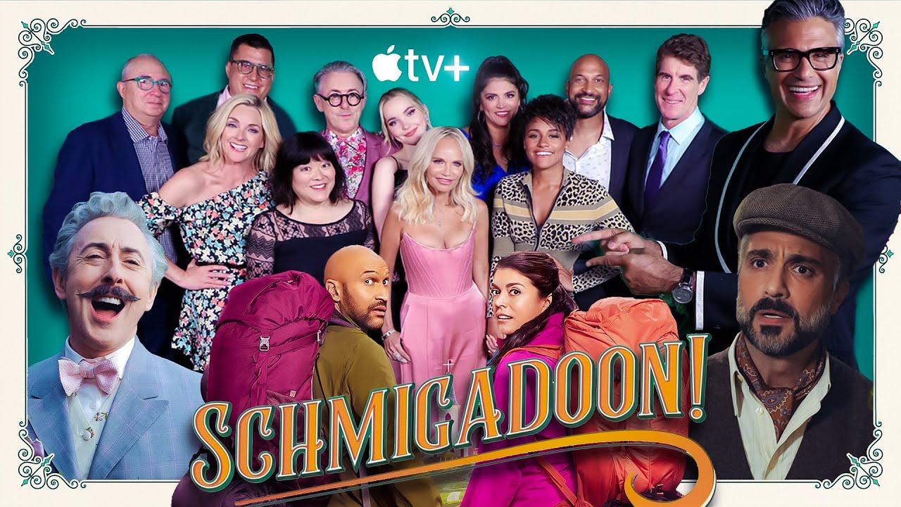 Premiere de Schmigadoon! Fiesta En NYC! | Jaime Camil