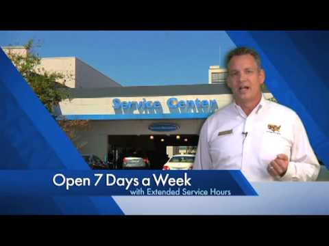 Rick Case Honda Service Department Review