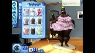 приколы в игре The Sims 3- Часть 1