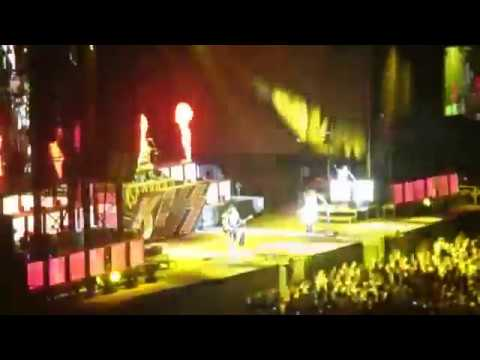KISS Live In Hershey 7/31/2010 The Hottest Show On Earth Tour