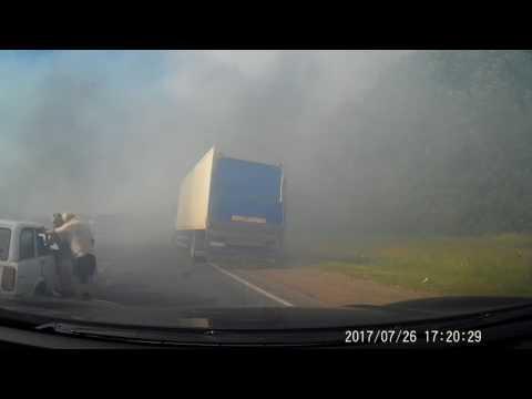 Чем опасна трасса Киев - Одесса