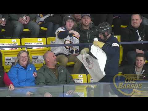 Fort McMurray Oil Barons vs Whitecourt Wolverines Game 5 Best of 7