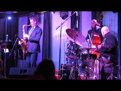 Eric Alexander ( sax) quartet @ San Jose Jazz Festival 2018
