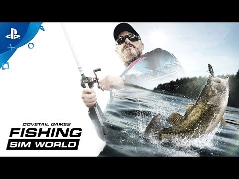 Fishing Sim World – Announce Trailer | PS4