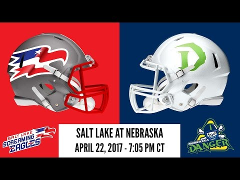 Week 10 | Salt Lake Screaming Eagles at Nebraska Danger