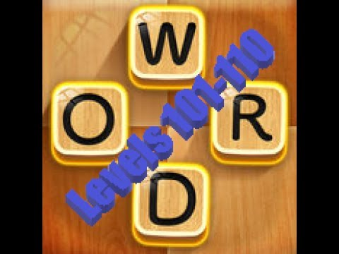 My Word Connect: Search the Word Stream levels 101-110