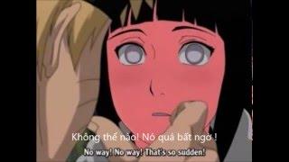 Naruto và Hinata - Những khoảnh khắc đáng yêu của Hinata
