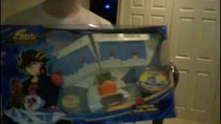 yu-gi-oh duel disk unboxing