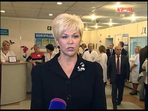 КРТВ.  Заместитель министра здравоохранения России оценила работу красногорских врачей