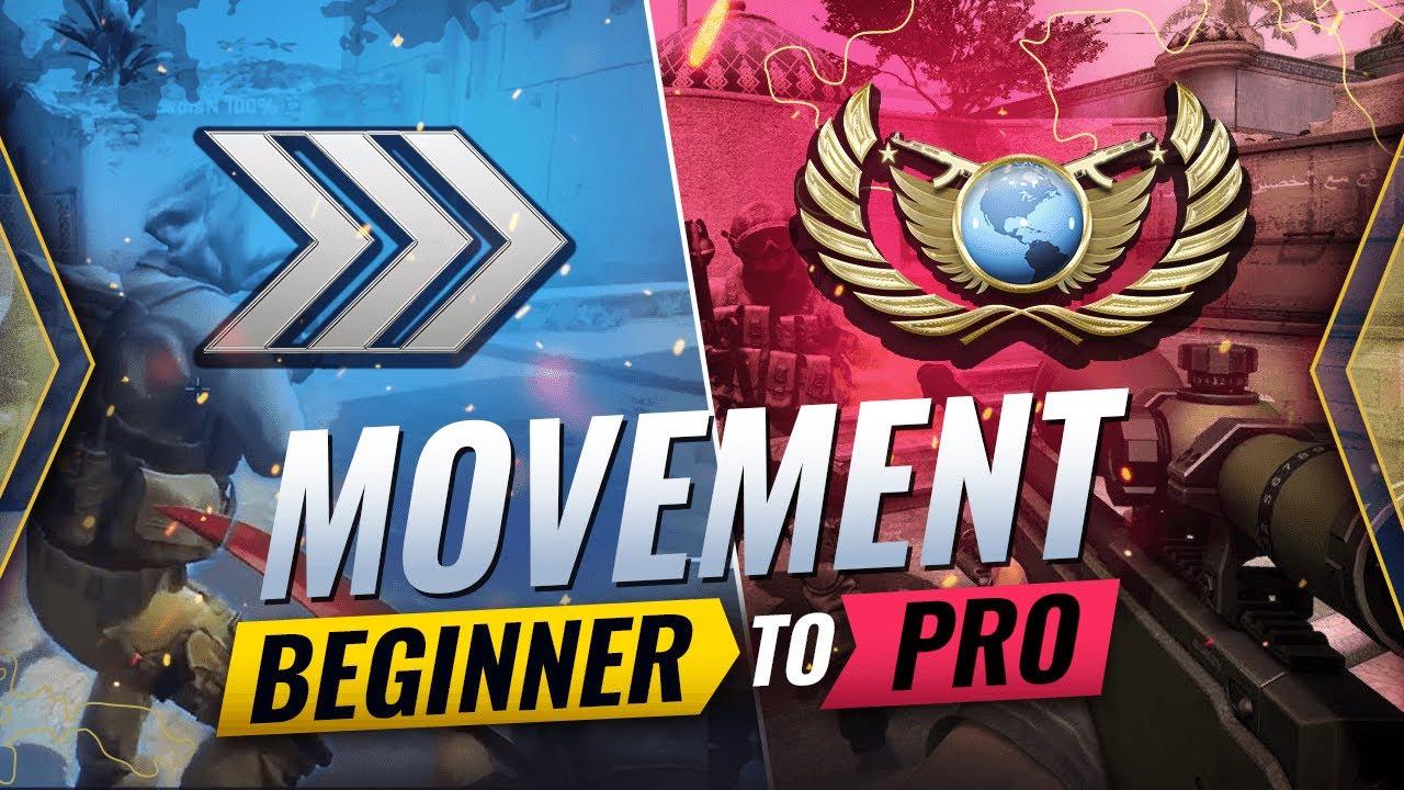 Download 4 Ways To IMPROVE Your MOVEMENT TODAY - CS:GO