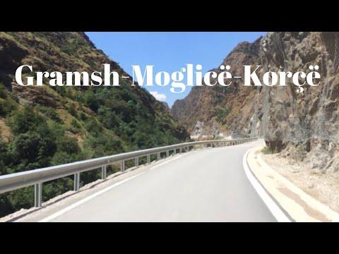 Rruga e re Gramsh-Moglicë-Korçë.