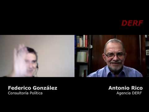 Federico González: Las decisiones del Presidente son reconocidas