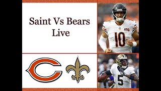 New Orleans Saints Vs Chicago Bears: Live stream
