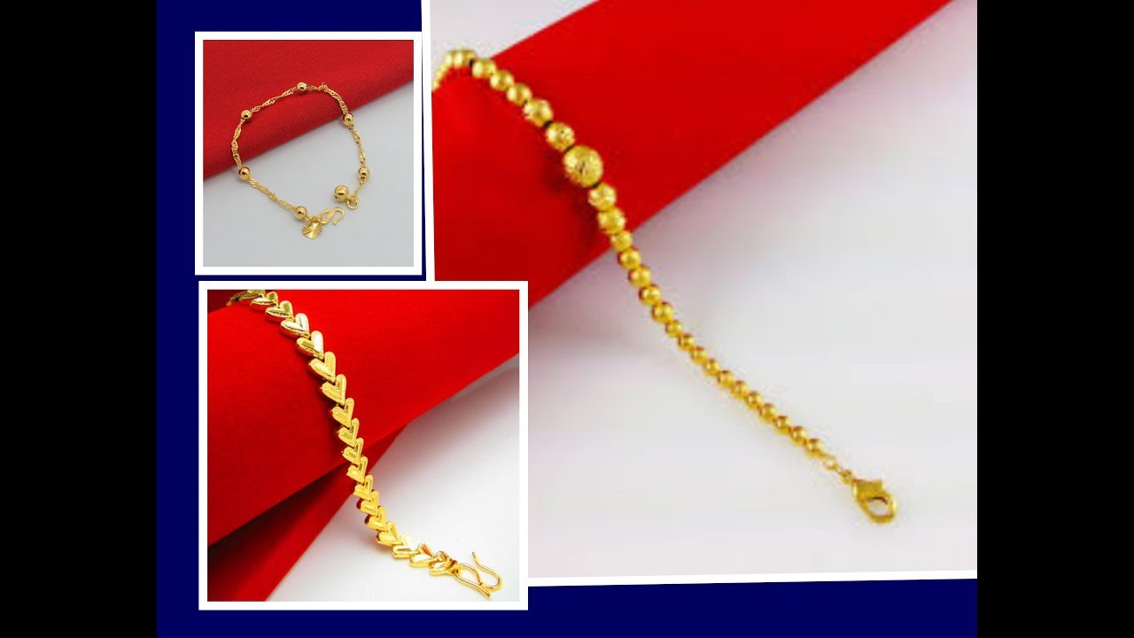 gold rose p bracelet ball crystal s woman un leather womans natural