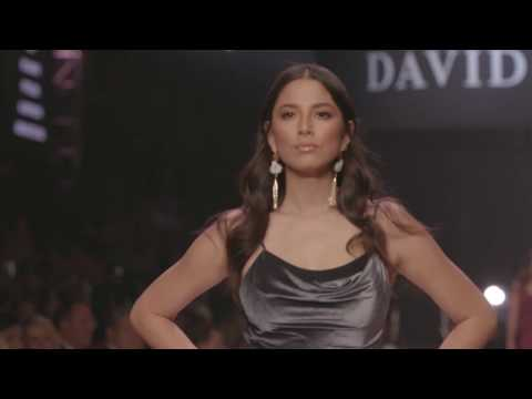 Jessica Gomes Runway Looks: Virgin Australia Melbourne Fashion Festival