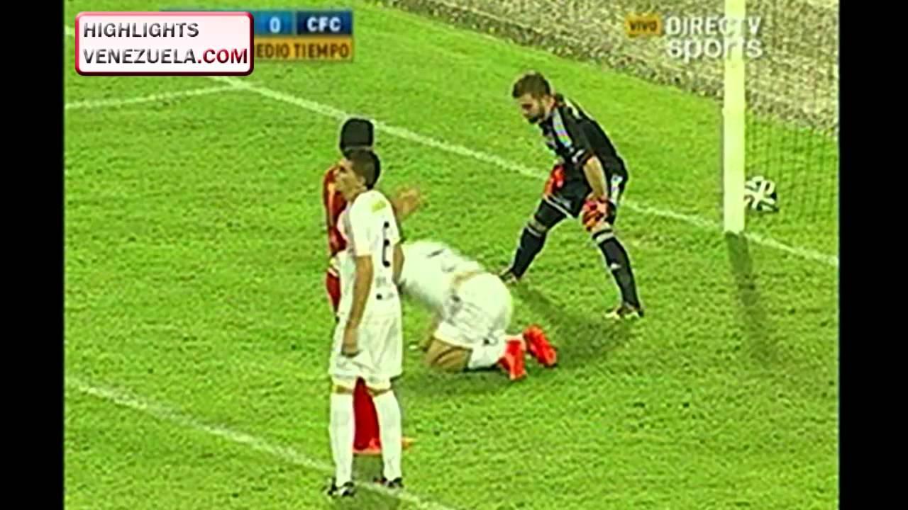 Deportivo Anzoategui 1-0 Caracas FC