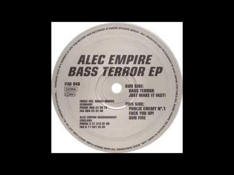 Alec Empire - Bass Terror (1993)