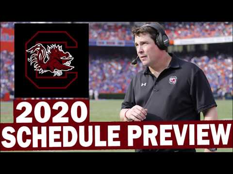 South Carolina Gamecocks 2020 College Football Schedule Preview