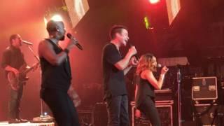 Train - Medley (Mermaid, Ed Sheeran, Sia, Shawn Mendes & Lost and Found) - SPAC - 6.18.17