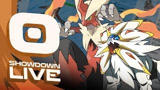 """THE PLAYS"" Pokemon Sun & Moon! Ubers Showdown Live w/PokeaimMD & MrJamvad"