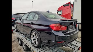 BMW F30 z Niemiec 320d Dobre fury muszą kosztować