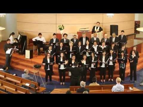 GKIN Amstelveen koor zingt : I Will Serve the Lord All My Days
