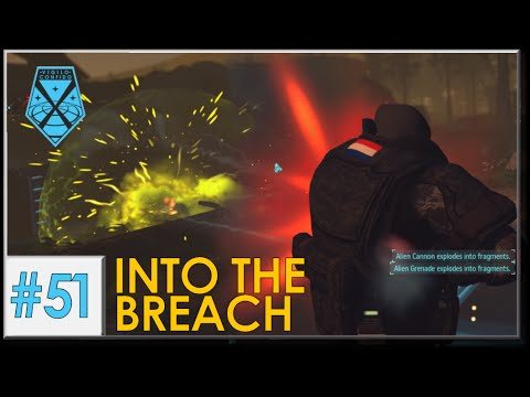 XCOM: War Within - Live and Impossible S2 #51: Into the Breach