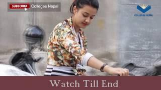 तरकारीवाली पछि कबाडीवालीको चर्चा | इन्टरनेटमा नयाँ भाईरल भिडीयो | Colleges Nepal