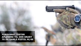 Ny pistol til Forsvaret