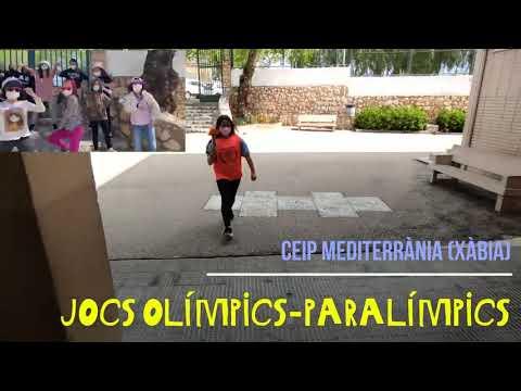 Dia de l'Esport - CEIP Mediterrània (Xàbia)