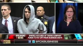 Turing Pharmaceuticals CEO arrested on securities fraud charges