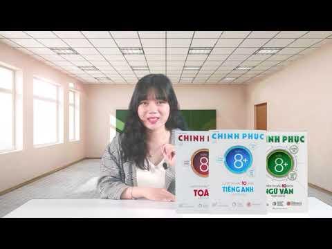 VIDEO GIỚI THIỆU SÁCH CHINH PHỤC LUYỆN THI VÀO 10 THEO CHỦ ĐỀ