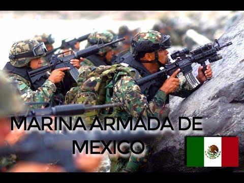 Marina Armada De México | Infantería De Marina |