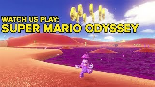 Super Mario Odyssey E3 2017 Playthrough Part 1  - Watch Us Play