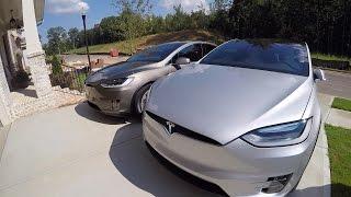 Best Way to Wash a Tesla!
