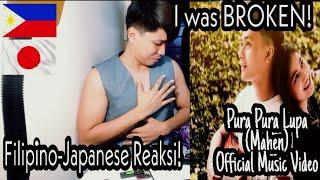 Gambar cover Mahen - Pura Pura Lupa (Official Music Video) Filipino-Japanese Reaksi