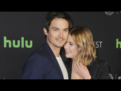 TYLER BLACKBURN AND ASHLEY BENSON VERY CUTE MOMENTS