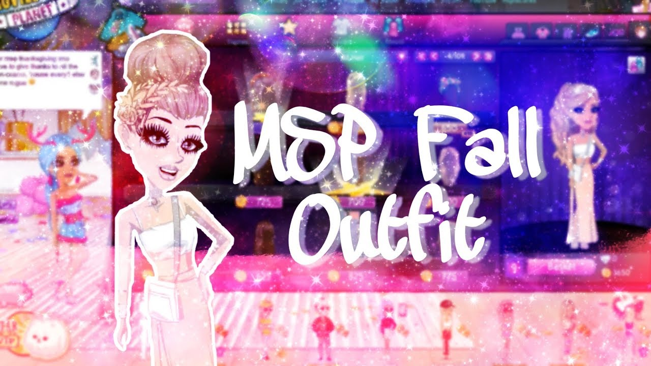 [VIDEO] - MSP Fall Outfit Idea, Responding To Msgs, Supporting Friends - MovieStarPlanet 2