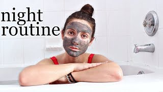 NIGHT ROUTINE 2019 | Getting Ready To WAKE UP At 5AM !!