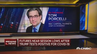 President Donald Trump's Covid-19 diagnosis doesn't impact current macro policy: RBC's Porcelli