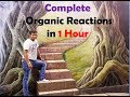 Complete Organic Reactions in 1 Hour