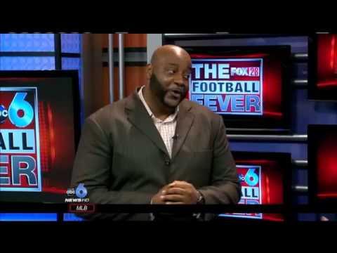 THE FOOTBALL FEVER: Fmr. Buckeye Jimmie Bell%2