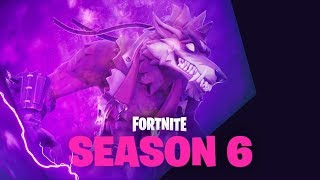 Fortnite Saison 6 'NEW' BATTLE PASS SKIN LEAKED! Saison 6 Teaser/Leak! Saison 6 Skin!