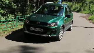 Тест драйв: Lada Kalina Cross (1,6 MT)