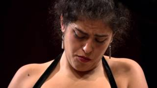 Alexia Mouza – Polonaise in F sharp minor Op. 44 (second stage)