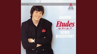 12 Etudes Op.25 : No.4 in A minor