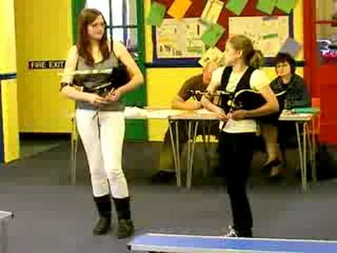 Northumbrian Small Pipes - Chloe Corrigan and Jessica Lamb