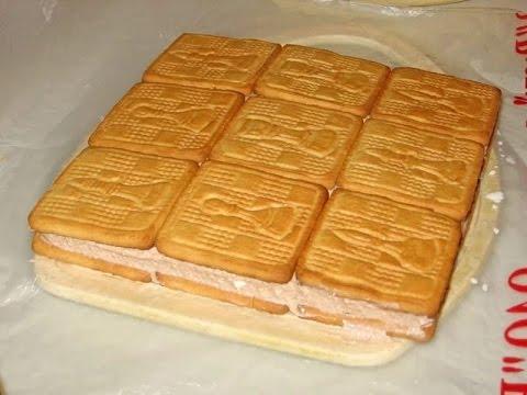 Торт- без выпечки