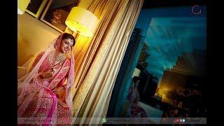 Grand wedding teaser | Ackshaey Swathi | Giristills