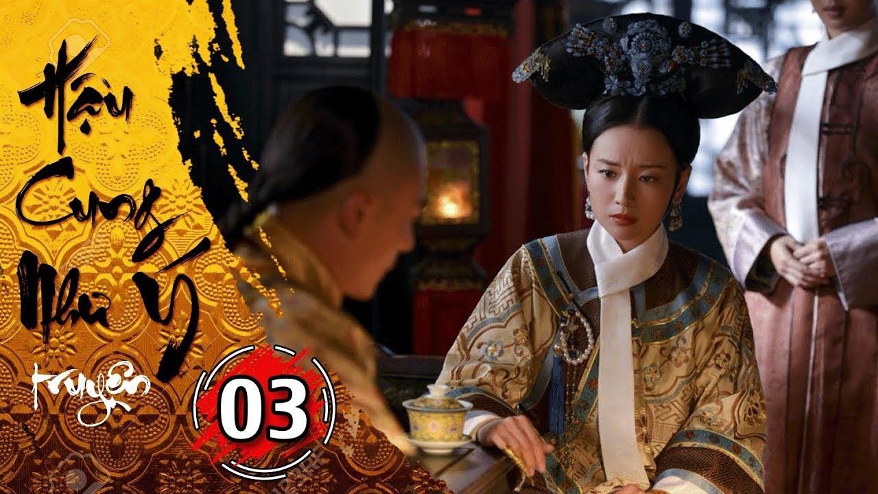 Hậu Cung Như Ý Truyện - Tập 3 Full | Phim Cổ Trang Trung Quốc Hay Nhất 2018